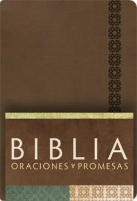 Biblia Oraciones Y Promesas - Canela (Imitación Piel Canela) [Biblia]