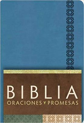 Biblia Oraciones Y Promesas (Imitacion Piel )