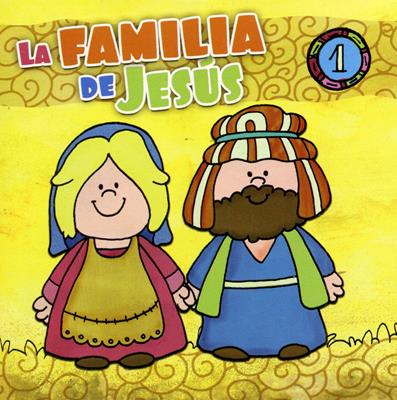 Familia De Jesus/Cartilla Animada