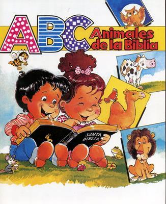 ABC animales de la Biblia (Rústica) [Libro]