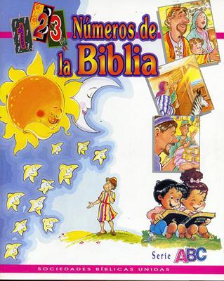 123 Números de la Biblia (Rústica) [Cartilla]