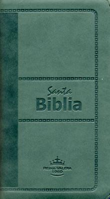Biblia Tamaño35 Flexible Verde (Piel) [Biblia]