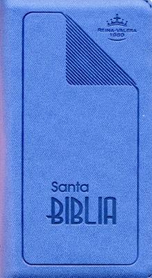 Biblia Tamaño35 Flexible Azul Oscuro