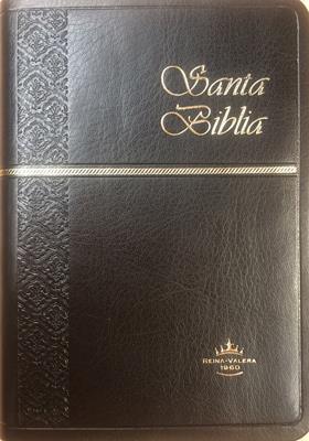 Biblia Tamaño25CX Negro (Imitación Piel) [Biblia]