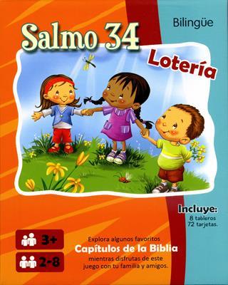 Salmo 34 Lotería (Carton) [Juego]