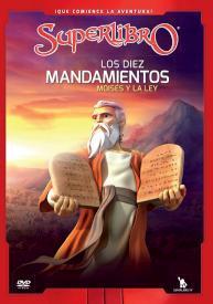 Diez Mandamientos /Super Libro DVD/ Moises Y La Ley
