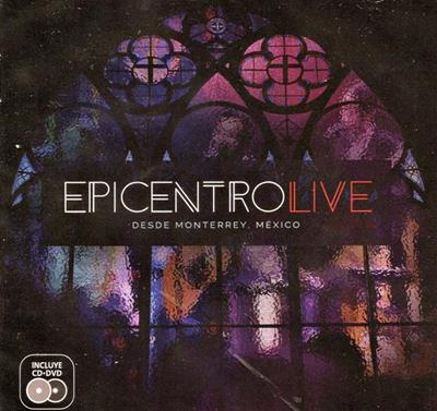 Epicentro Live CD/DVD