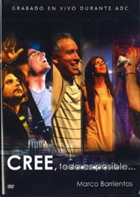 Cree Todo Es Posible/DVD