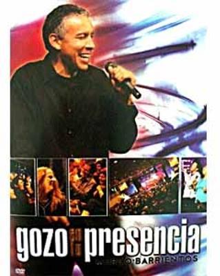 Gozo En Tu Presencia/DVD