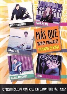 Mas Que Videos Musicales/DVD