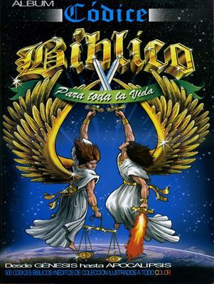 Album Biblico Codice