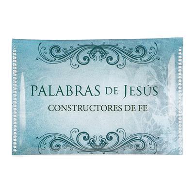 Palabras De Jesus/Promesas Constructores De Fe