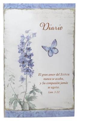Diario Flex/Flor Azul/Gran Amor Se�or (Rústica)