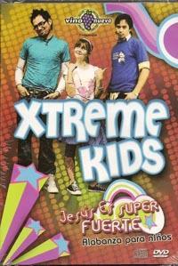 Xtreme Kids/Cd DVD/Jesus Super Fuerte