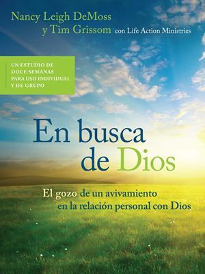 En Busca De Dios (Rustica) [Libro]