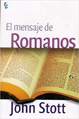 Mensaje De Romanos (Rústica) [Libro]