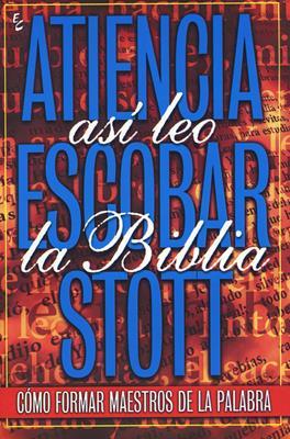 Asi Leo La Biblia (Rústica)