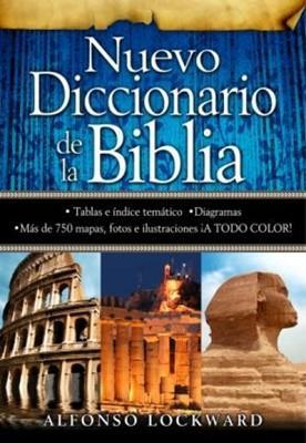 Nuevo diccionario de la Biblia (Tapa dura) [Diccionario]