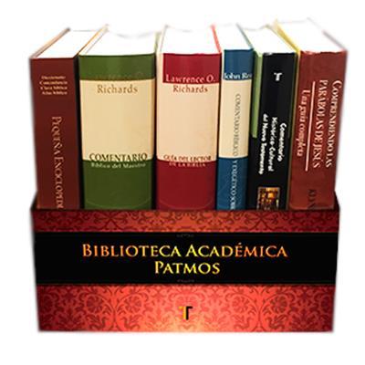Biblioteca Academica Patmos (Tapa dura y Rústica) [Libro]