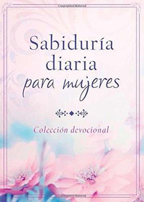 Sabiduria Diaria Para Mujeres (Rústica)