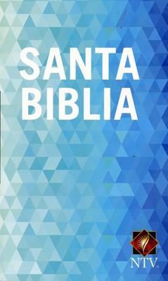 Caja De Biblias Semillas Azul Agua x 16 Unidades [Caja de Biblias]
