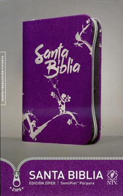 Biblia NTV Edicion (Semi Piel con Cierre) [Biblia]