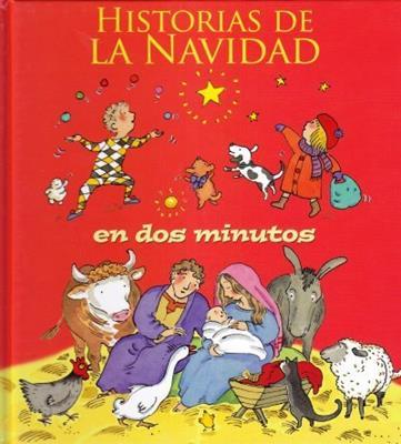 Historias De La Navidad En Dos Minutos (Tapa dura)