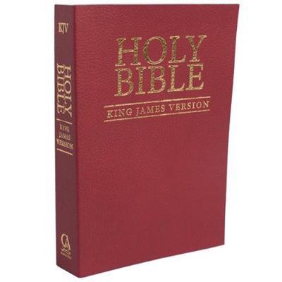 Biblia Premios Y Regalos Pequeña Roja (Rustica) [Biblia]