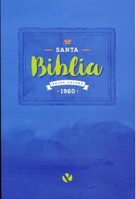 Biblia Edición Popular Azul (Rústica) [Biblia]