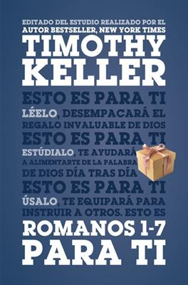 Romanos 1-7 Para Ti (Tapa dura) [Libro]