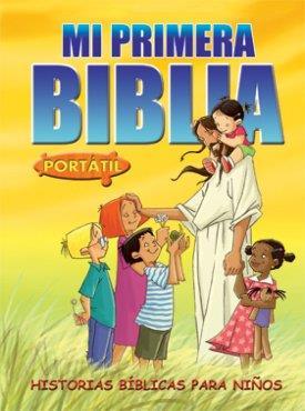 Mi Primera Biblia Portatil (Acolchada) [Biblia]