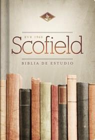 Biblia De Estudio Scofield Tapa Dura Con Indice (Tapa Dura) [Biblia]