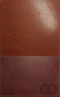 Biblia Devocional Los Lenguajes Del Amor Imitación Piel Cafe Marrón (Imitación Piel) [Biblia de Bolsillo]