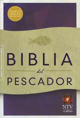 Biblia Del Pescador/NTV/Multicolor/Rustica (Rustica ) [Biblia]