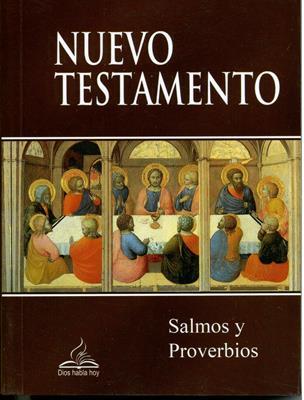 Nuevo Testamento con Salmos y Proverbios