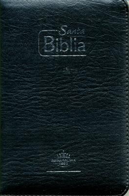 Biblia Misionera Negra (Imitación Piel) [Biblia]