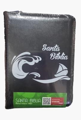 Biblia RVR60 Tamaño 025CZLG Fucsia