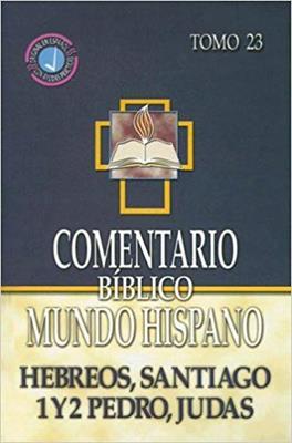 Comentario Biblico Mundo Hispano Tomo 23 (Tapa dura) [Libro]