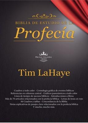 Biblia De Estudio De La Profecia/Imitacion Piel/ Negra/ Indice