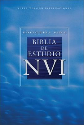 Biblia De Estudio/NVI/Tapa Dura (Tapa Dura  )