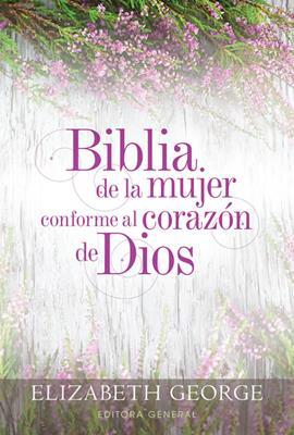 Biblia De La Mujer Conforme Al Corazon De Dios (Tapa Dura) [Biblia]
