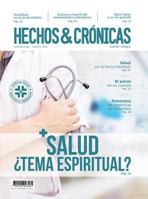 Revista Hechos & Cronicas (Rústica) [Revista]