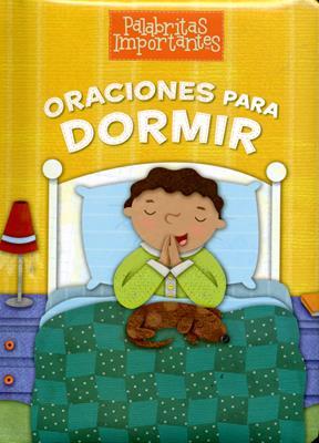 Oraciones Para Dormir (Dura) [Libro]