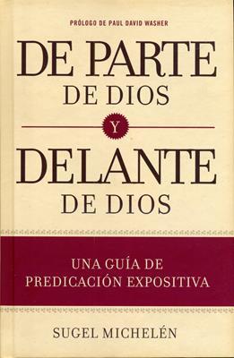 De Parte De Dios Y Delante De Dios (Rústica) [Libro]