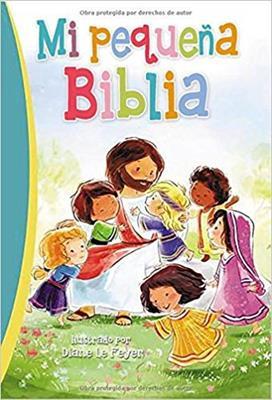 Mi Pequeña Biblia (Tapa Dura) [Biblia de Bolsillo]