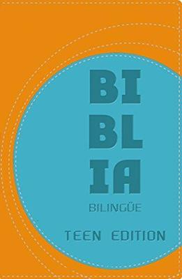 Nvi Niv Biblia Bilingüe Teen Edition Piel It (Piel)