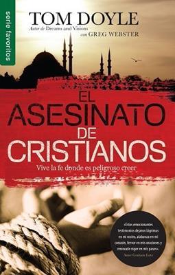 Asesinato  De Cristianos/ Bolsillo/Favoritos (Rústica)
