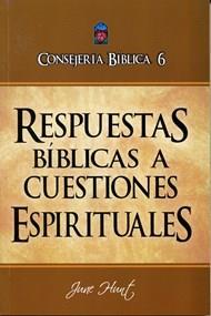 Consejería Bíblica 6 (Rústica) [Libro]