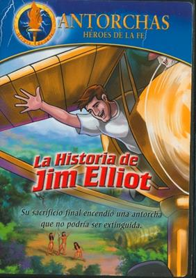 Historia De Jim Elliot/DVD