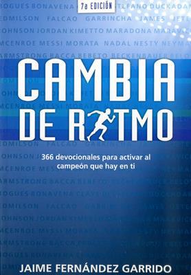 Cambia De Ritmo (Rústica) [Libro]